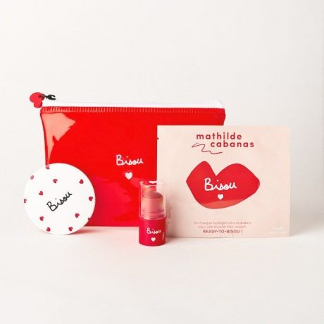 Set Bisou Birchbox x Mathilde Cabanas
