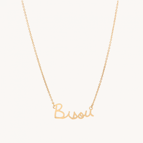 Collier Bisou